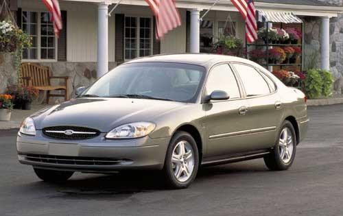 2003 Ford Taurus